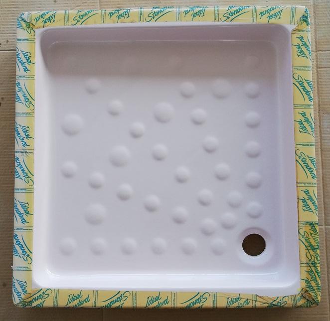 Piatto Doccia In Porcellana Colorato Ideal Standard 75x75