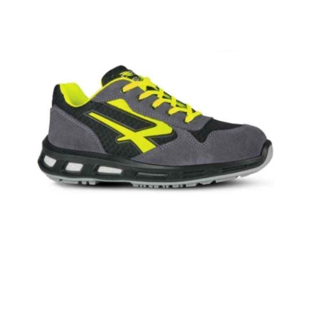 U.POWER SCARPE YELLOW S1P SRC RL20386
