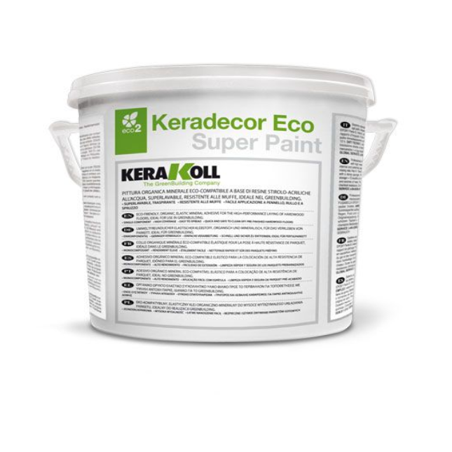 KERADECOR ECO SUPER PAINT L.14 23306 KERAKOLL